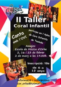 Children's choir workshop @ Music School, Orba | Orba | Comunidad Valenciana | Spain