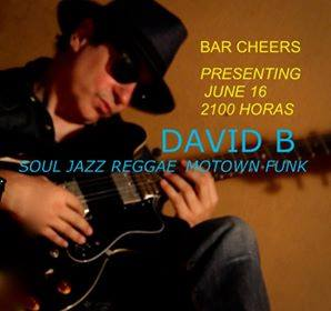 Davie B @ Bar Cheers, Orba | Orba | Spain