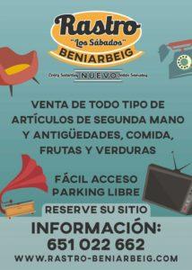 Beniarbeig Rastro @ Els Horts Poligono, Beniarbeig | Beniarbeig | Comunitat Valenciana | Spain