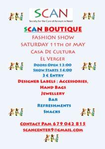 SCAN Fashion Show @ Casa de Cultura, El Verger