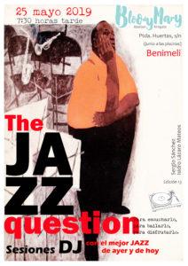 The Jazz Question @ Bloody Mary Chiringhuito, Benimeli | Valencian Community | Spain