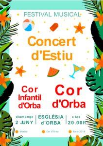 Summer Choir Concert @ Orba church | Orba | Comunidad Valenciana | Spain