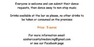 Line Dancing Social @ La Loma Restaurant, Benidoleig | Benidoleig | Comunidad Valenciana | Spain