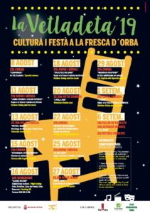 Supper & music in the Placa de Pilota @ Placa de Pilota, Orba | Orba | Comunidad Valenciana | Spain
