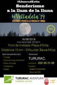 Night hiking @ Orba - Fontilles - Orb