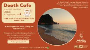 Death Cafe @ Cappuccino's, Orba