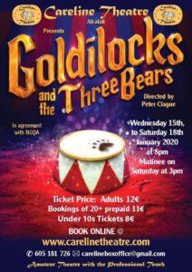 Goldilocks Pantomime @ Careline Theatre, Alcalali
