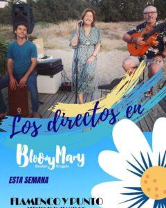 Flamenco y Punto @ Bloody Mary Chiringhuito, Benmeli | Benimeli | Comunitat Valenciana | Spain