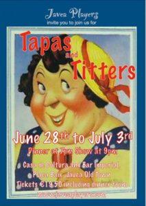Tapas & Titters @ Bar Imperial in Placa Baix and the Casa de Cultura, Javea | Jávea | Comunidad Valenciana | Spain