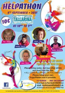 Helpathon in aid of JVH @ Bar Can Tallerina, Jalon